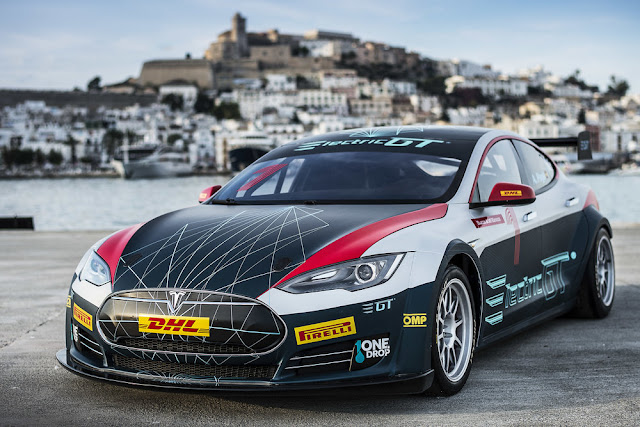 Electric GT Championship kicking off 2017 in style at Autosport