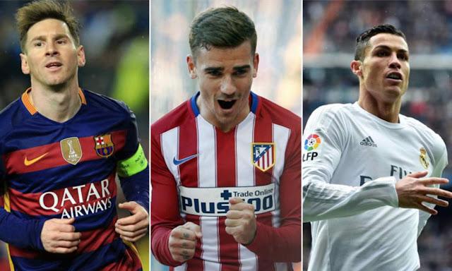 Barça, Atleti, Madrid: tres marcas, tres percepciones