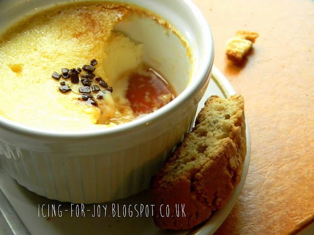 Creme caramel - icing-for-joy.blogspot.co.uk
