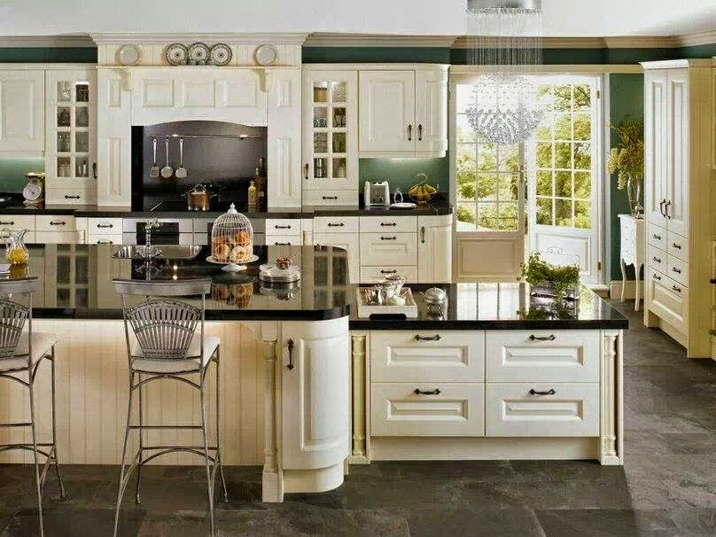 These Colors And Ideas Will Make You A Beautiful Kitchen 2
