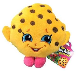 Плюшевые шопкинсы: Печенюшка Shopkins Kooky Cookie Plush toy
