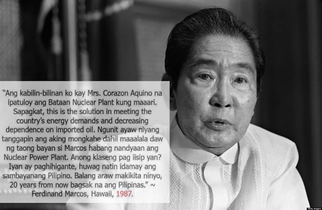 Uncovering Ferdinand Marcos 20 Years From Now Bagsak Na Ang Pilipinas Statement