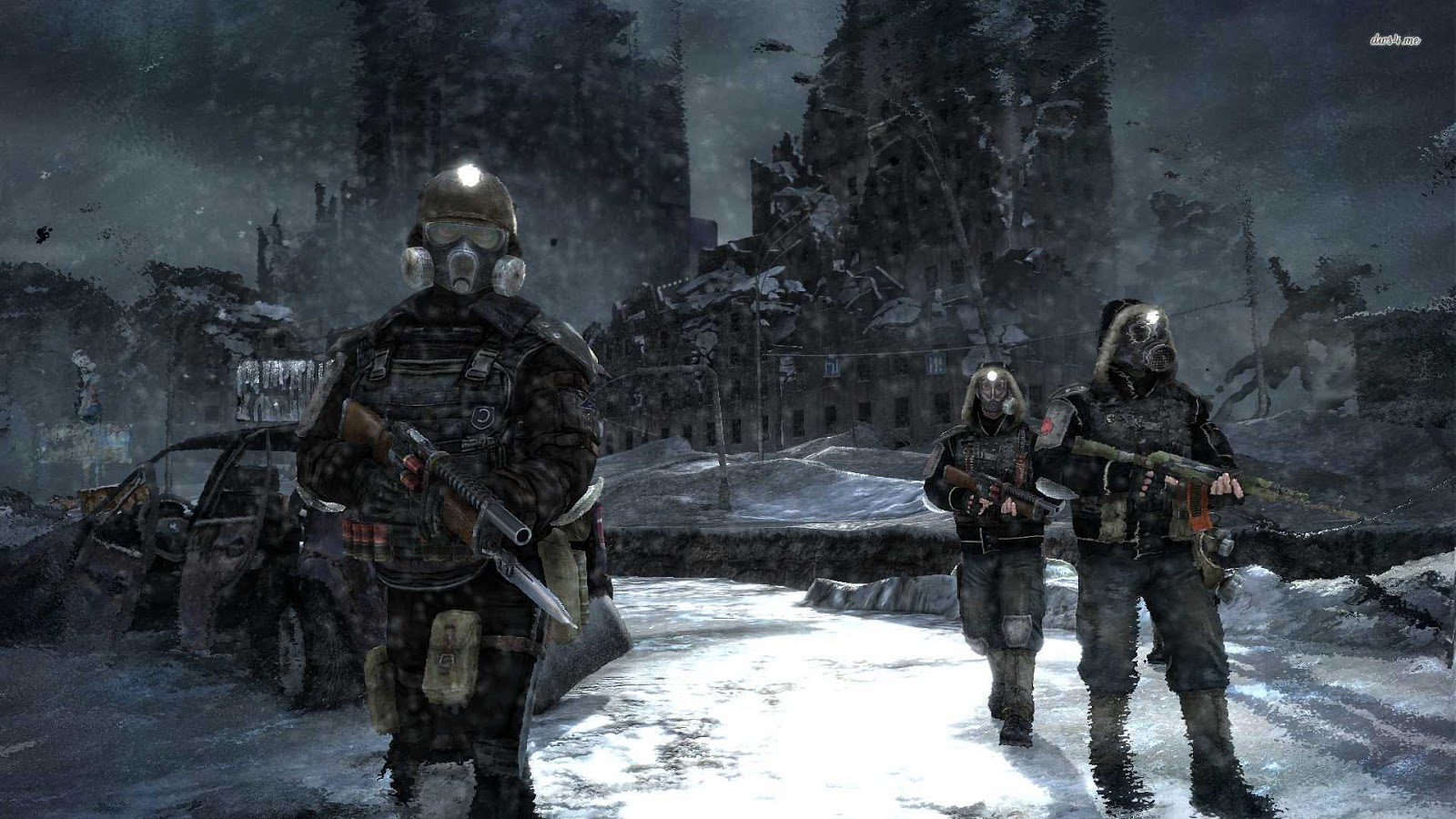 Metro Last Light Hd Wallpapers Wallpaper 77