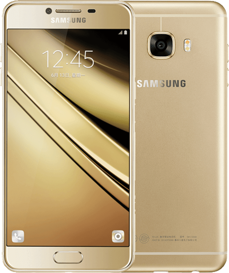 Samsung Galaxy C5 now official