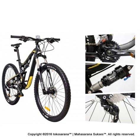 275 Inch Ricochet 10 Thrill Mpuntain Bike