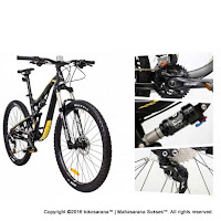 27.5 Inch Ricochet 1.0 Thrill Mpuntain Bike