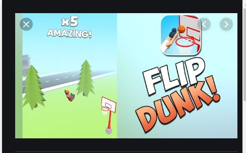 Flip dunk Apk Free on Android Game Download