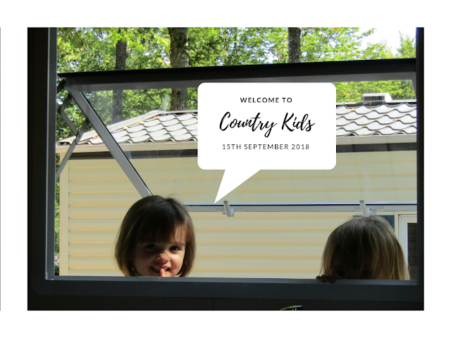 Country Kids 15th September 2018