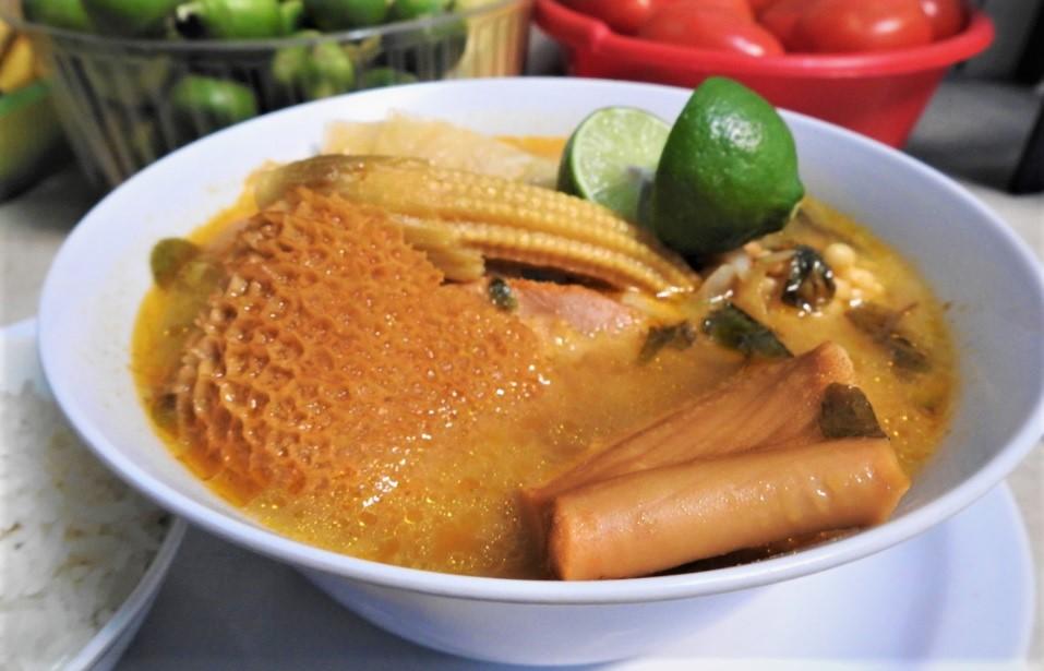 Sopa de Mondongo