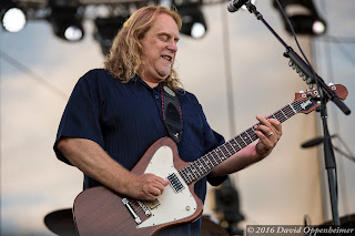 Warren Haynes Performing with Gov't Mule