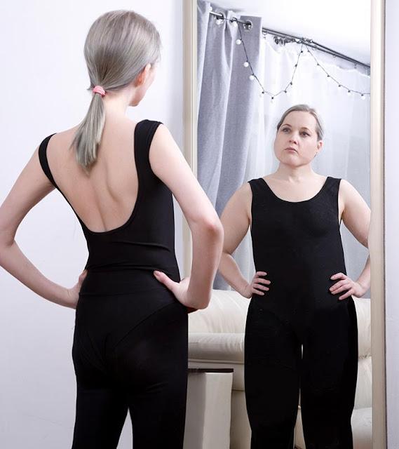 Anorexia nervosa - eating disorder - meraki