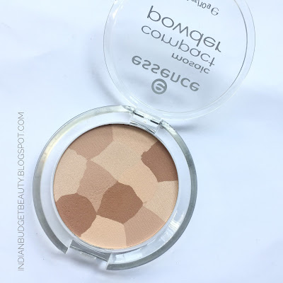 Essence Mosaic Compact Powder (01 Sunkissed Beauty) REVIEW