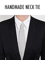Makes a great personalized gift for the dapper dudes in your life
