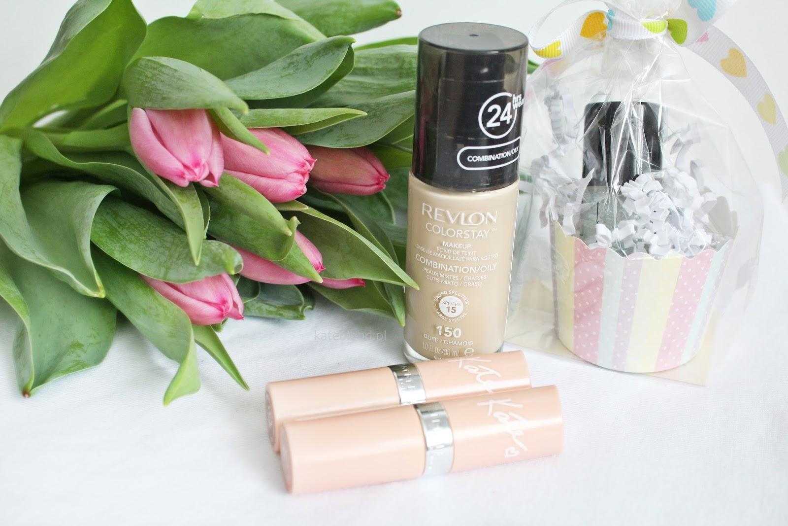 Wiosenny niezbędnik kosmetyczny| Podkład, pomadki, lakiery