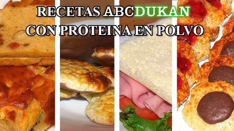 menos hidratos en tus recetas con las proteinas en polvo