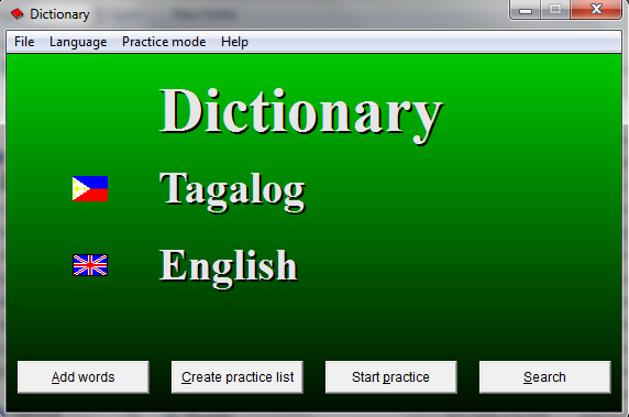 mnemonic dictionary free download for pc