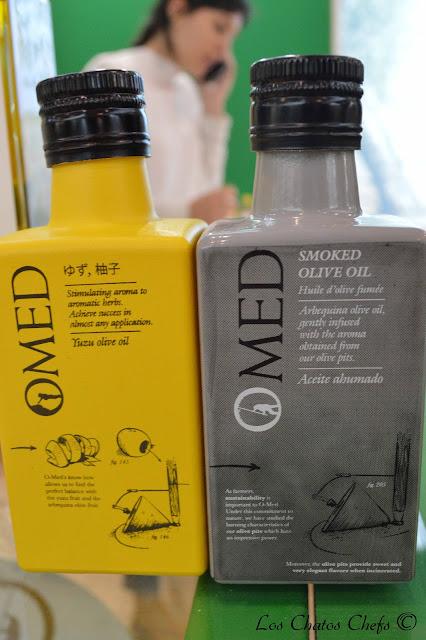 Aceite de Oliva O-MED