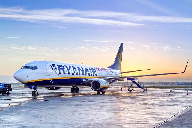 І знову добра новина: з жовтня у Європу за 20 Євро на Ryanair (перелік рейсів)