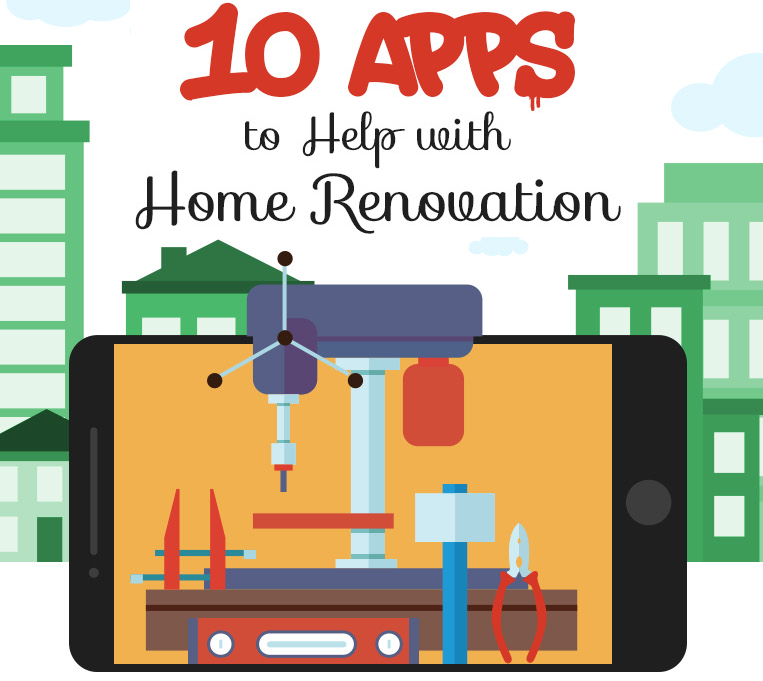 Home Improvement Apps for iOS and Android