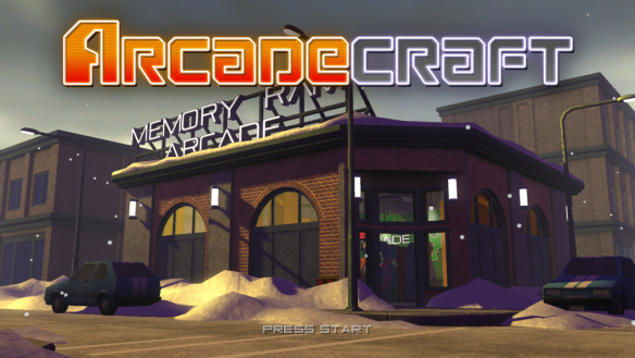 Arcadecraft PC Full