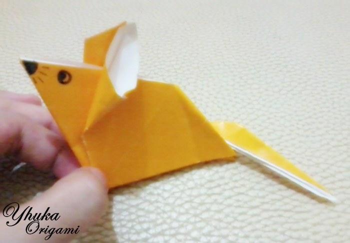 4400 Koleksi Membuat Gambar Hewan Dari Kertas Origami Gratis