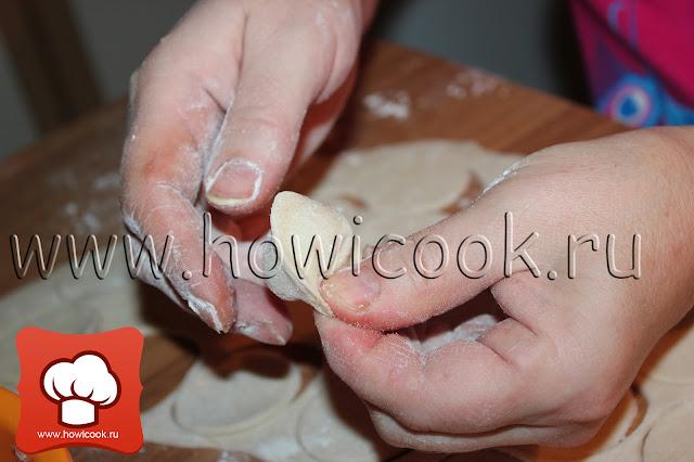 рецепт как приготовить пельмени пошаговые фото