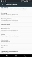 DIRTY UNICORN 10.6 For ANDROMAX A  2 by kang Ucup(muhammad yusuf)