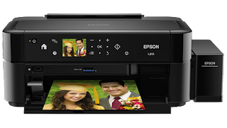 Download Epson EcoTank L810 drivers
