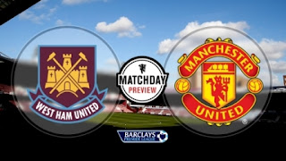 Preview West Ham United vs Manchester United 11 Mei 2016