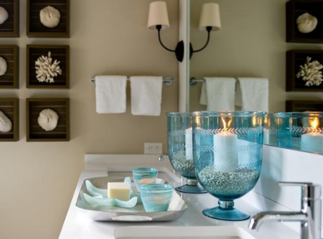 Currently, many bathrooms are also functioned as a relaxation room.