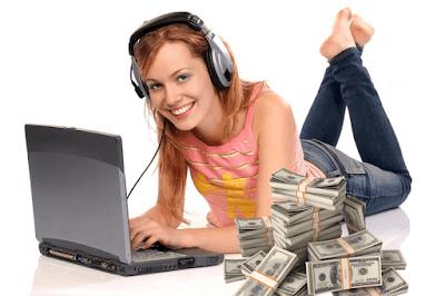 panduan Cara cari uang di internet tanpa modal