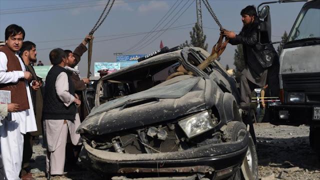ONU está preocupada por bajas civiles afganas en ataques de EEUU