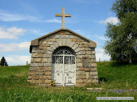 Manson, la chapelle saint-Aubin.