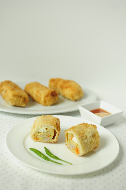 Indonesian Risoles Recipe