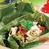 Resep Pepes Kacang Hijau Jamur