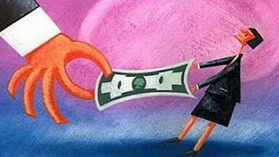 As Despesas no Ministério de Dança