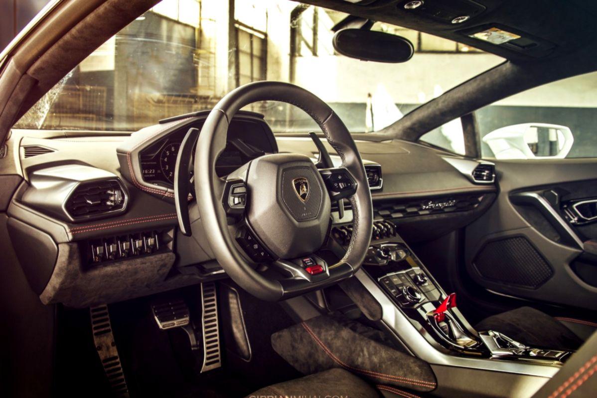 Lamborghini Huracan Interior Wallpaper Top Wallpapers