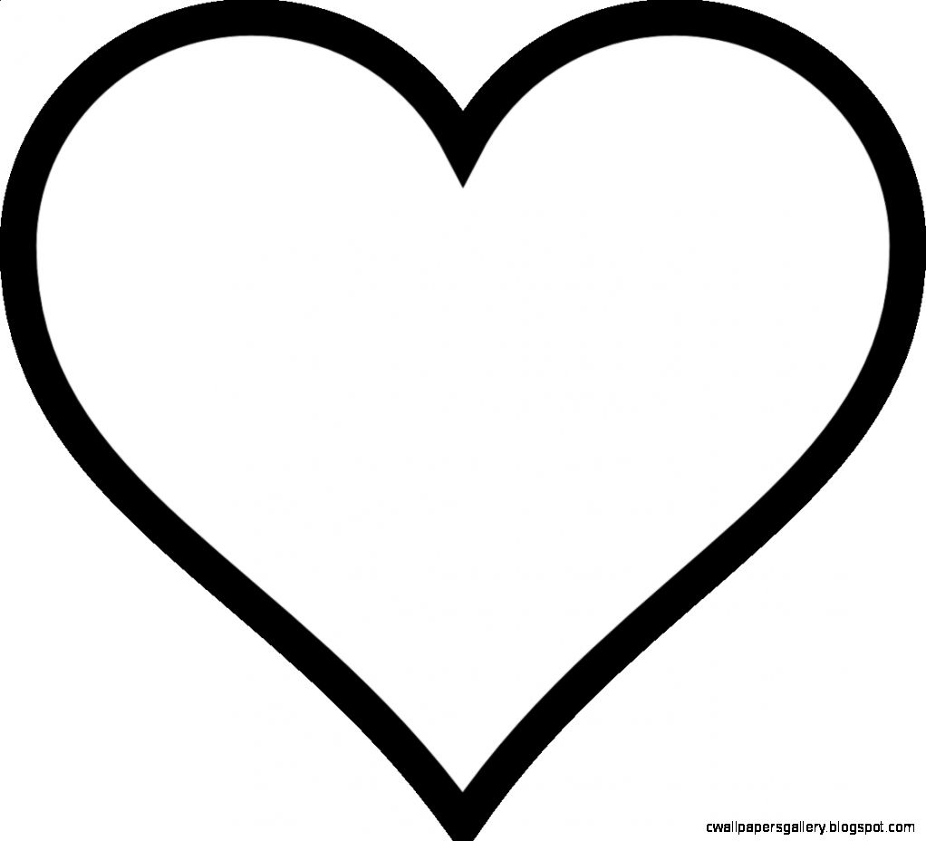 Cute Heart Coloring Pages - Eskayalitim