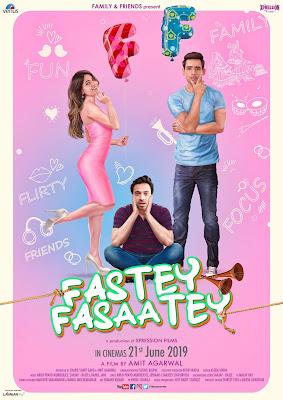 Fastey Fasaatey 2019 Hindi 480p WEB HDRip 350Mb x264