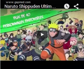 Download Naruto Shippuden: Ultimate Ninja Heroes 3 ISO PSP Android