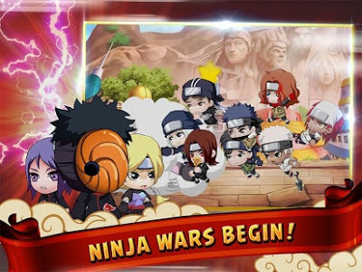 Ninja Heroes Latest Version 1.1.0 Apk Offline screenshot