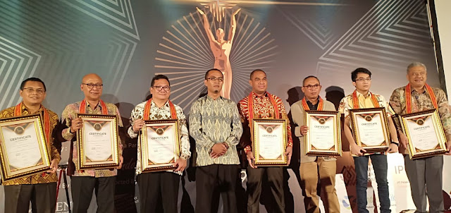 RSUD Sekayu Raih Indonesian Best Hospital Service Inovation Award 2019