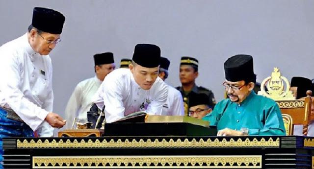Tiga Bulan Terapkan Syariat Islam, Brunei Temukan Ladang Gas Untuk 70 Tahun