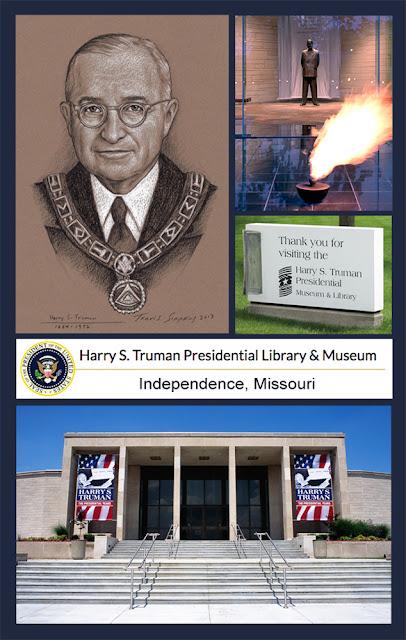 Travis Simpkins - Harry S. Truman Presidential Library & Museum. Independence, Missouri