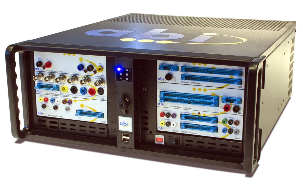 ABI BoardMaster-RM | Compact, Easy-Use PC-Based Universal PCB Test Solution