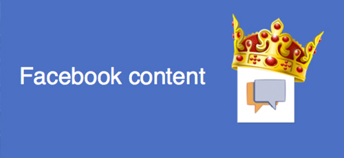 Content Cho Facebook Marketing