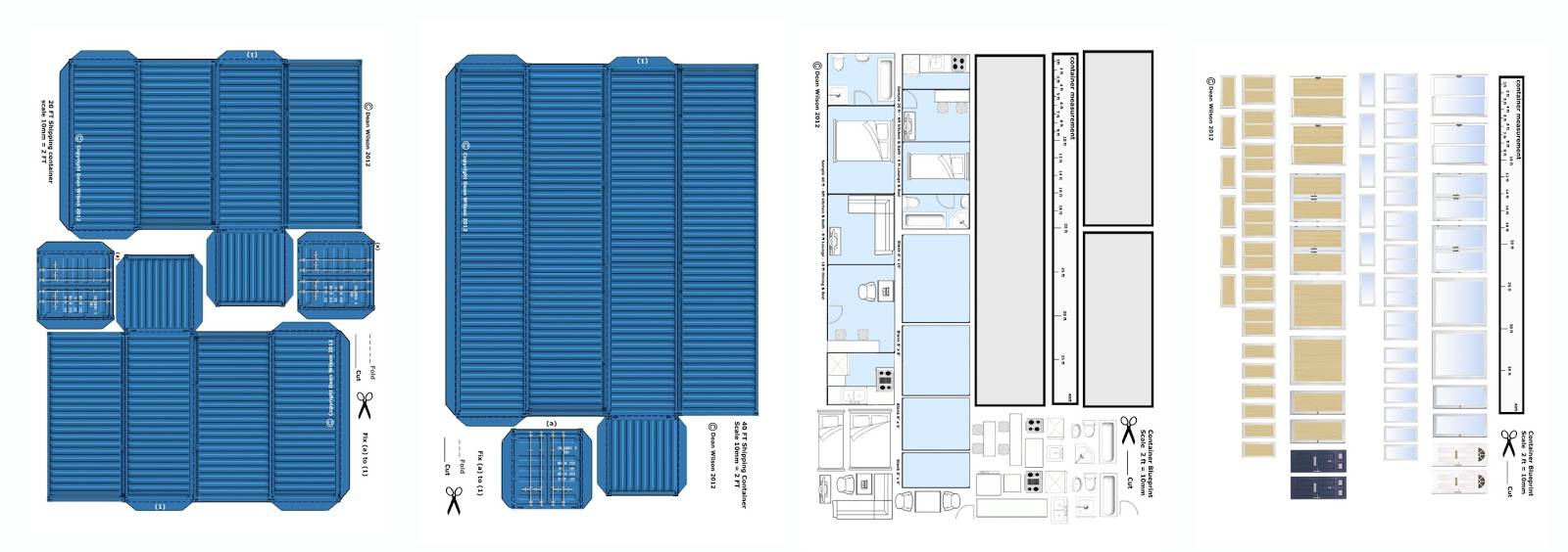 Shipping Container Homes Models