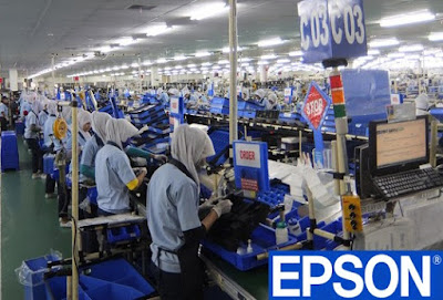 Lowongan Kerja Jobs : Part Engineering, Automation , Machine Set Up and Maintenance Staff   PT Indonesia Epson Industry Membutuhkan Tenaga Baru Besar-Besaran Seluruh Indonesia