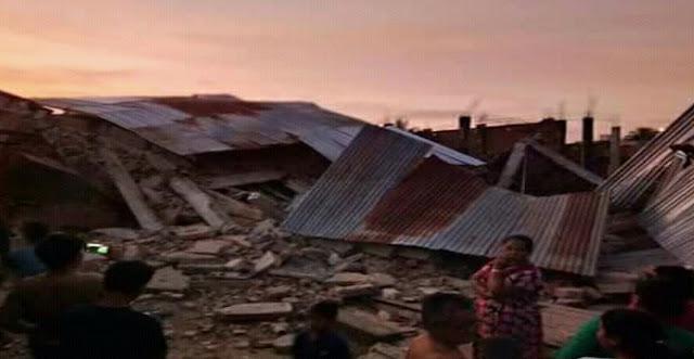 Kisah Nurul, Gadis SMA yang Terjebak 2 Hari di Kubangan Air Pasca-gempa
