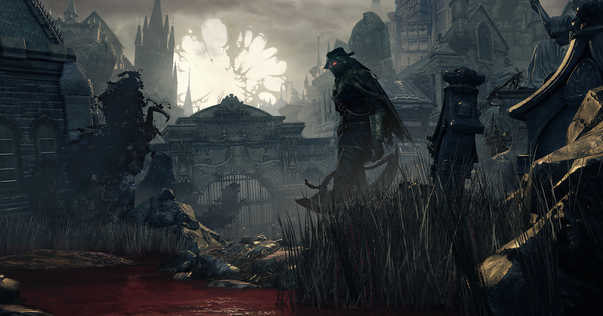 The Old Hunters (Old Hunters): Bloodborne Analysis